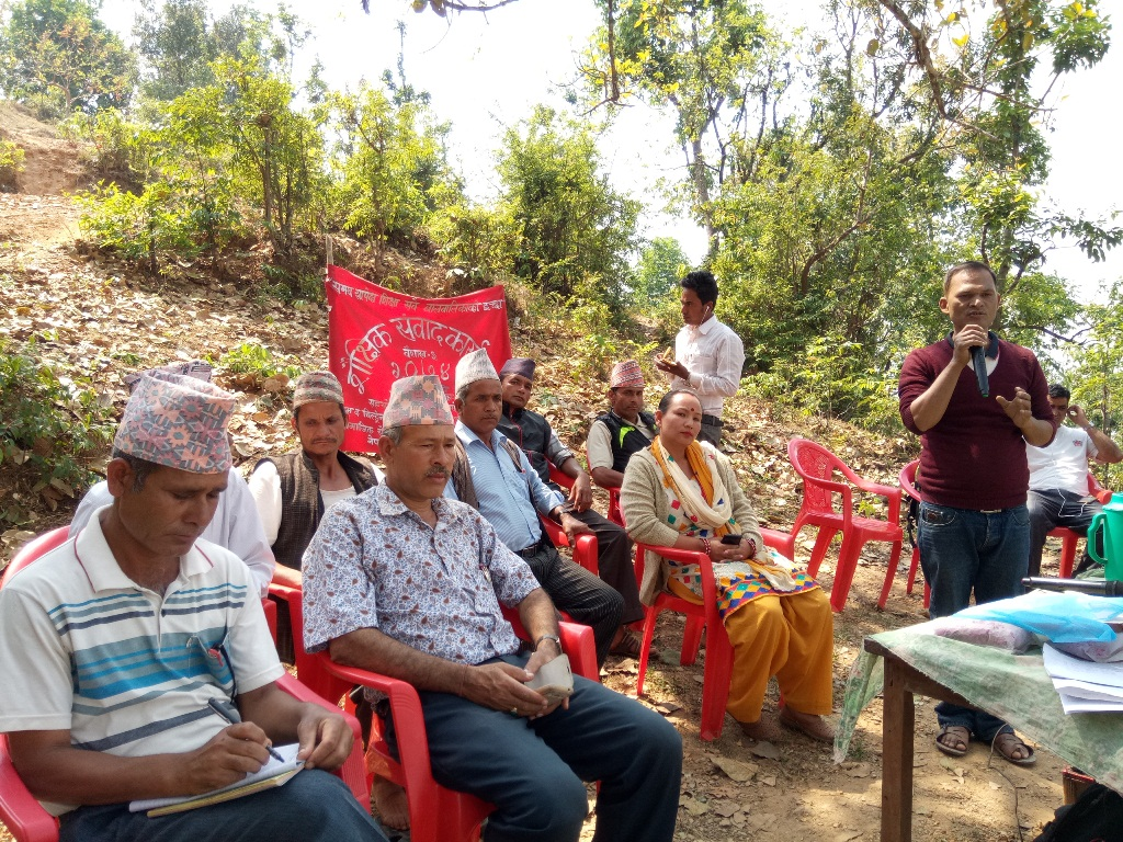 News in Mukhkhe Narbacha office (2)